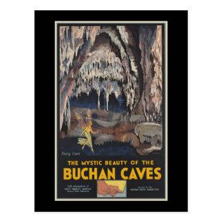 La belleza mística del Buchan Postal