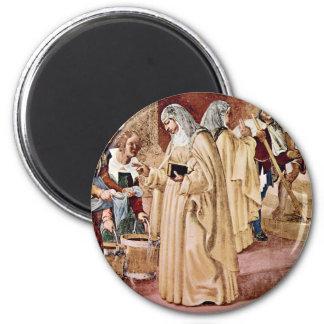 La bendición de St. Clare por la loteria Lorenzo ( Iman