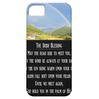 La bendición irlandesa iPhone 5 carcasa
