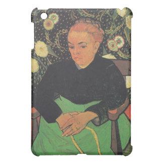 La Berceuse (Augustine Roulin) by Vincent Van Gogh iPad Mini Cases