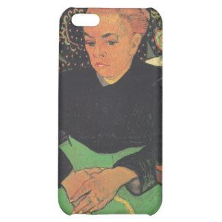 La Berceuse (Augustine Roulin) by Vincent Van Gogh iPhone 5C Covers