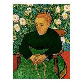 La Berceuse (Augustine Roulin), Vincent van Gogh Postcards