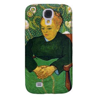 La Berceuse, mujer que oscila una cuna, Van Gogh Funda Para Galaxy S4