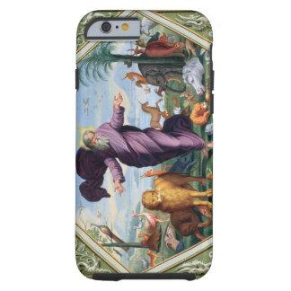 La biblia de Raphael: Treinta y tres escenas del Funda De iPhone 6 Tough