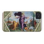 La biblia de Raphael: Treinta y tres escenas del O Case-Mate iPhone 4 Funda