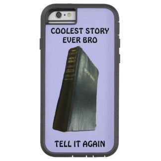 La biblia, historia fresca nunca Bro Funda Tough Xtreme iPhone 6