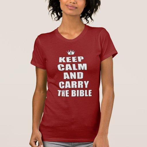 La biblia playeras