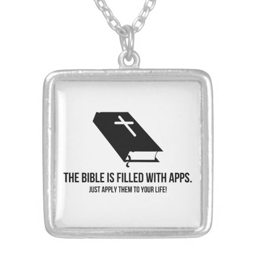La biblia se llena de Apps Joyerías