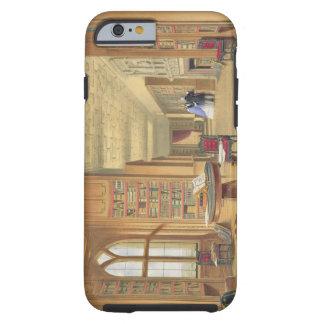 La biblioteca, castillo de Windsor, 1838 (litho Funda Para iPhone 6 Tough