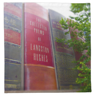 La biblioteca céntrica de Kansas City reserva el p Servilletas De Papel