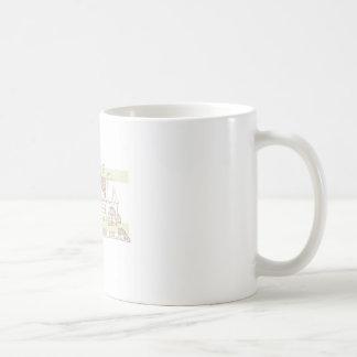 La biblioteca coffee mug