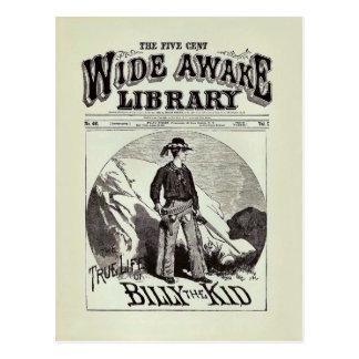La biblioteca completamente despierta - Billy el Tarjeta Postal