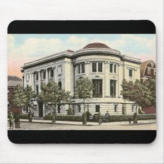 La biblioteca de Carnegie, Atlantic City, NJ Tapete De Ratón
