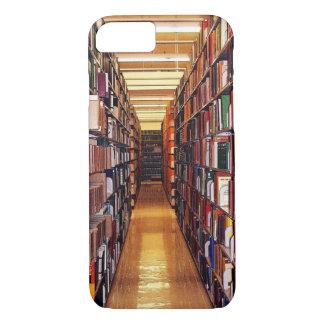 La biblioteca reserva el caso del iPhone 7 Funda iPhone 7