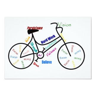 La bici, bicicleta, ciclo, el Biking, de