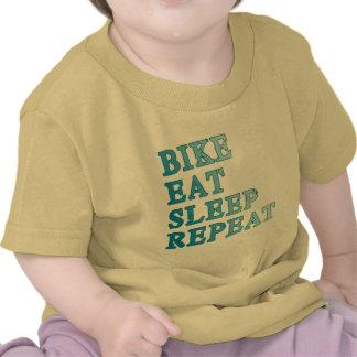 La bici come duerme repite productos camisetas