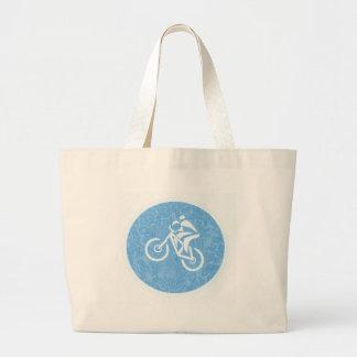 La bici consiguió servicio bolsas lienzo