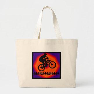 La bici nos muestra bolsa