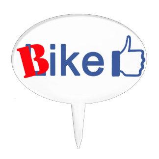 La bici tiene gusto figuras para tartas