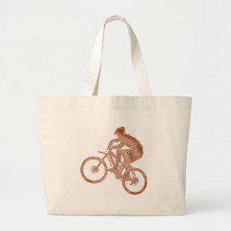 La bici Yuma se descolora Bolsas