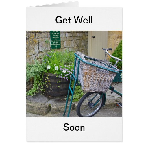 La bicicleta con la cesta de compras consigue pron felicitación