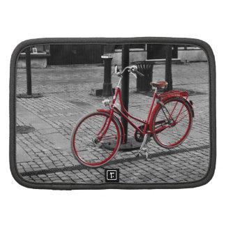 La bicicleta roja planificadores