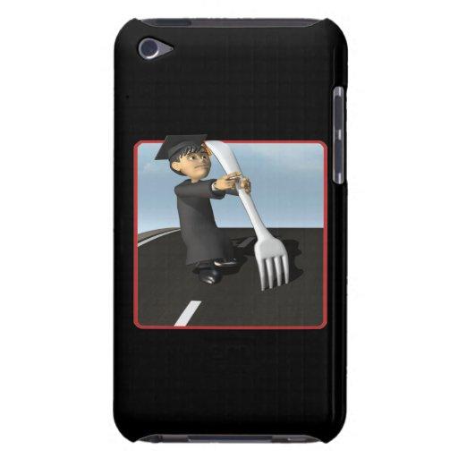 La bifurcación en el camino iPod touch protector