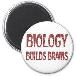 La biología construye cerebros iman para frigorífico