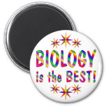 La biología es el mejor iman