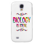 La biología es ideal