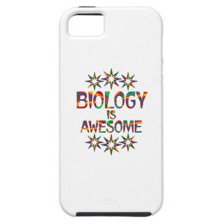 La biología es impresionante funda para iPhone 5 tough
