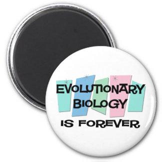 La biología evolutiva es Forever Iman De Frigorífico