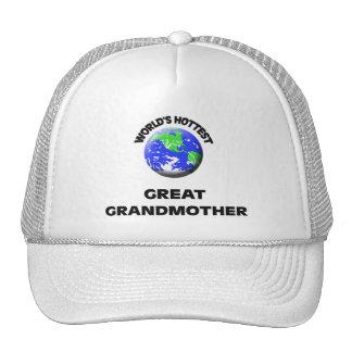 La bisabuela más caliente del mundo gorro