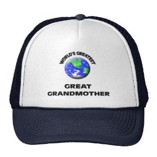 La bisabuela más grande del mundo gorro