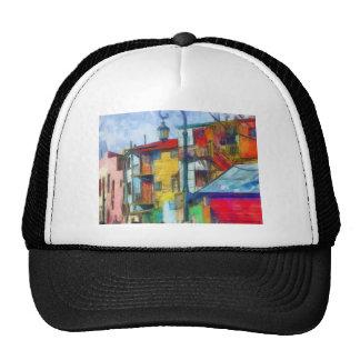 La Boca - ARGENTINA Mesh Hat