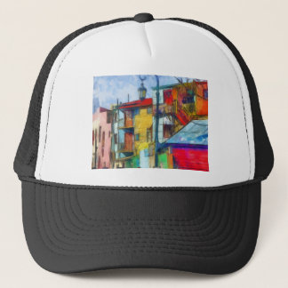 La Boca - ARGENTINA Trucker Hat