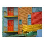 La Boca, Buenos Aires Aires - 3 Postales