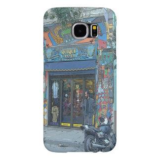 La Boca - Buenos Aires Fundas Samsung Galaxy S6