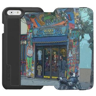 La Boca - Buenos Aires iPhone 6/6s Wallet Case