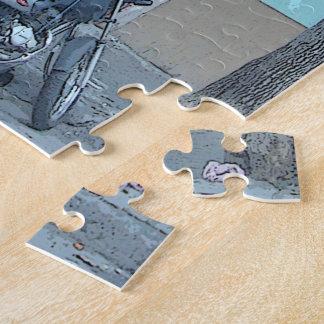 La Boca - Buenos Aires Jigsaw Puzzle