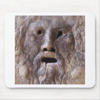 La boca de la verdad - Roma, Italia Alfombrilla De Ratones