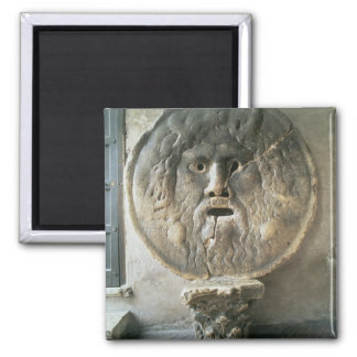 La Bocca di Verita (The Mouth of Truth) (photo) Magnet