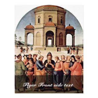 La boda de Maria de Perugino Pedro Tarjeton
