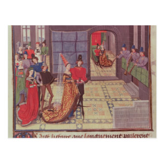 La boda de Renaud de Montauban y Postal