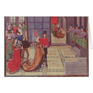 La boda de Renaud de Montauban y Tarjetón
