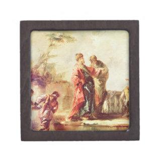 La boda de Tobias, detalle de una serie de PA Caja De Joyas De Calidad