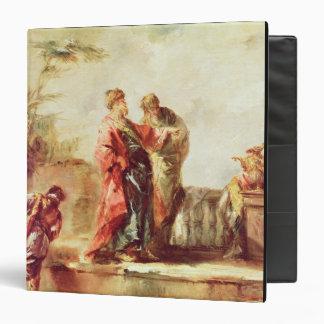 """La boda de Tobias, detalle de una serie de PA Carpeta 1 1/2"""""""