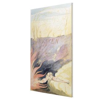 La boda del cielo y del infierno impresiones de lienzo
