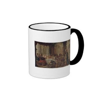 La boda en Cana, 1660 Taza De Café