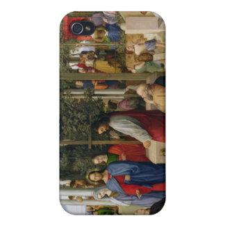 La boda en Cana, 1819 iPhone 4/4S Carcasa